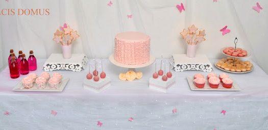 mesa de festa