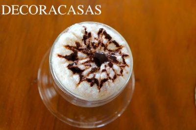 como decorar cafés