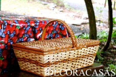 menu picnic