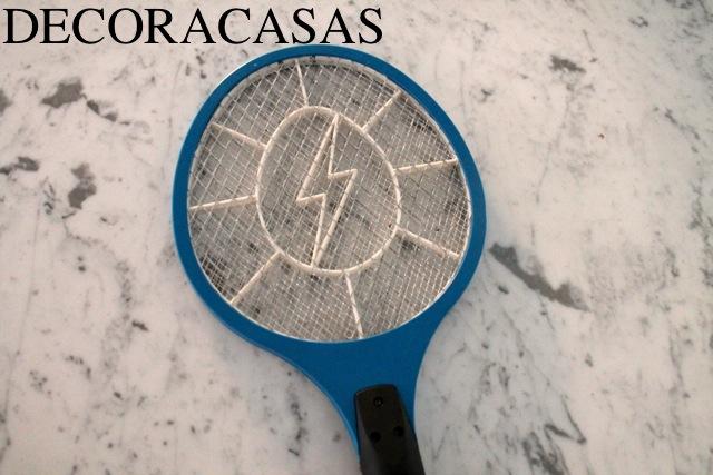 raquete elétrica