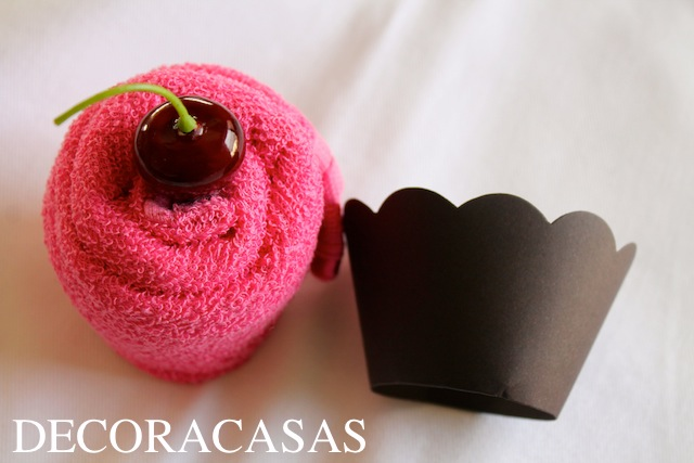 cupcake de toalha3