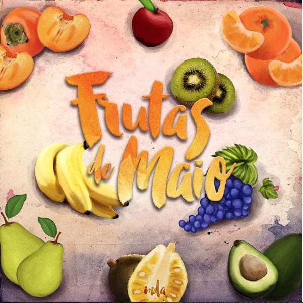 frutas de temporada de maio