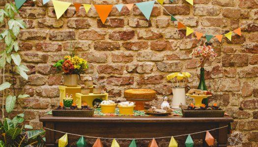 festa junina: decoração e tradição