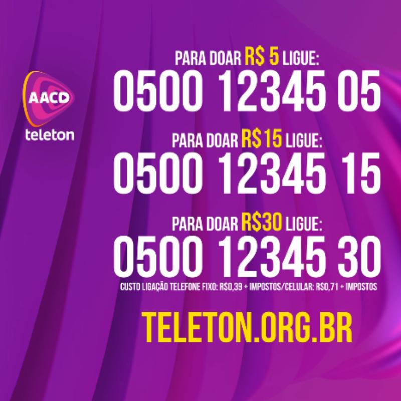 AACD - Teleton
