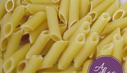 calcule a porção de macarrão por pessoa | #aDicadoDia