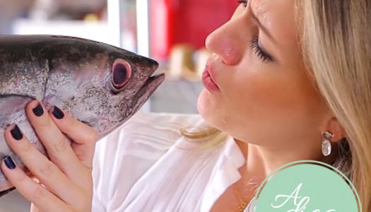 como tirar cheiro de peixe | #aDicadoDia