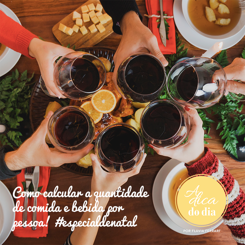 Aprenda a fazer a quantidade certa de comida para seus convidados