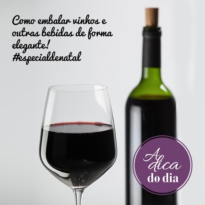 Aprenda a embalar vinhos da maneira mais correta