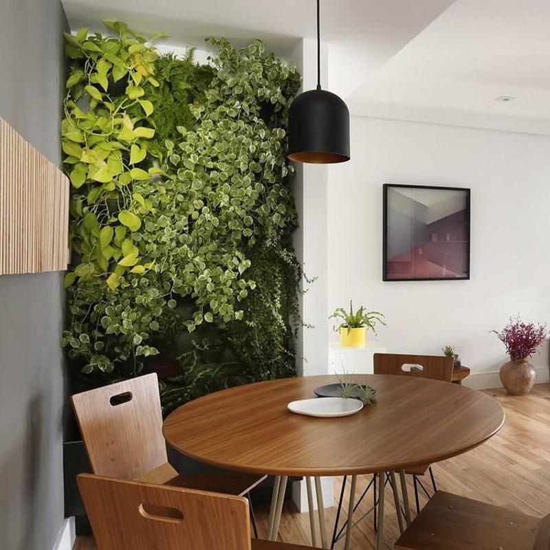 inspirações de jardim vertical