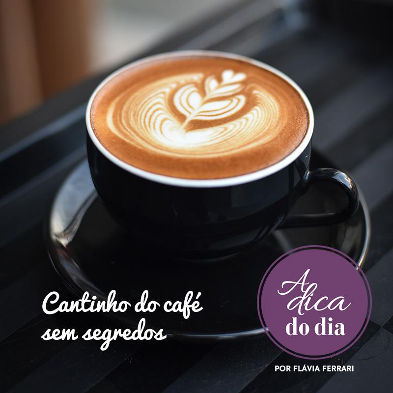 cantinho do café sem segredos flávia ferrari