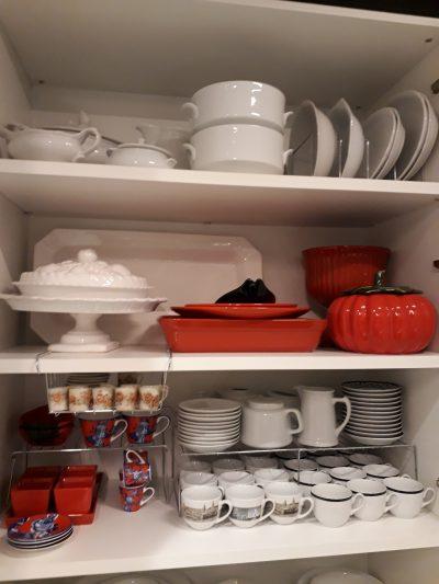 Organização de cozinha: amor e ódio