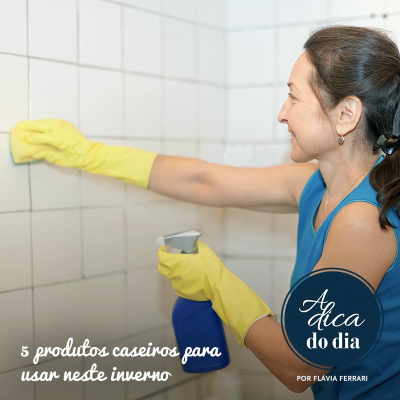 DIY: Produtos caseiros - Flávia Ferrari