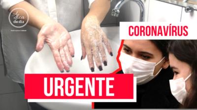 A MELHOR FORMA DE SE PROTEGER DO CORONAVÍRUS | #ADICADODIA