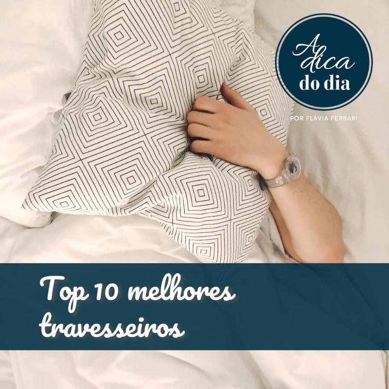 top 10 melhores travesseiros